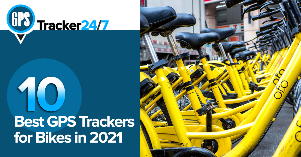 Best GPS Trackers for Bikes