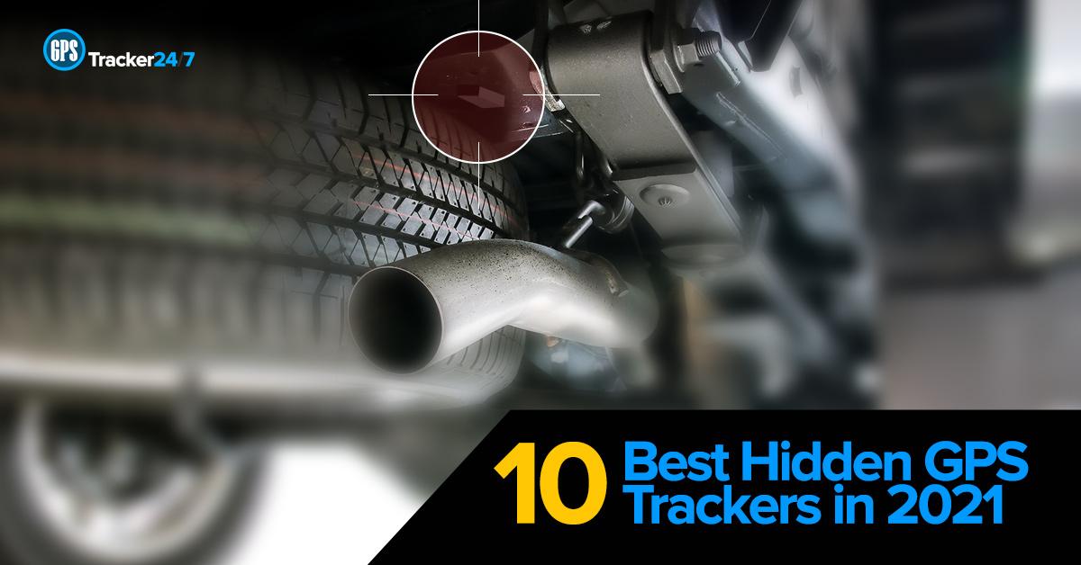 Best Hidden GPS Trackers