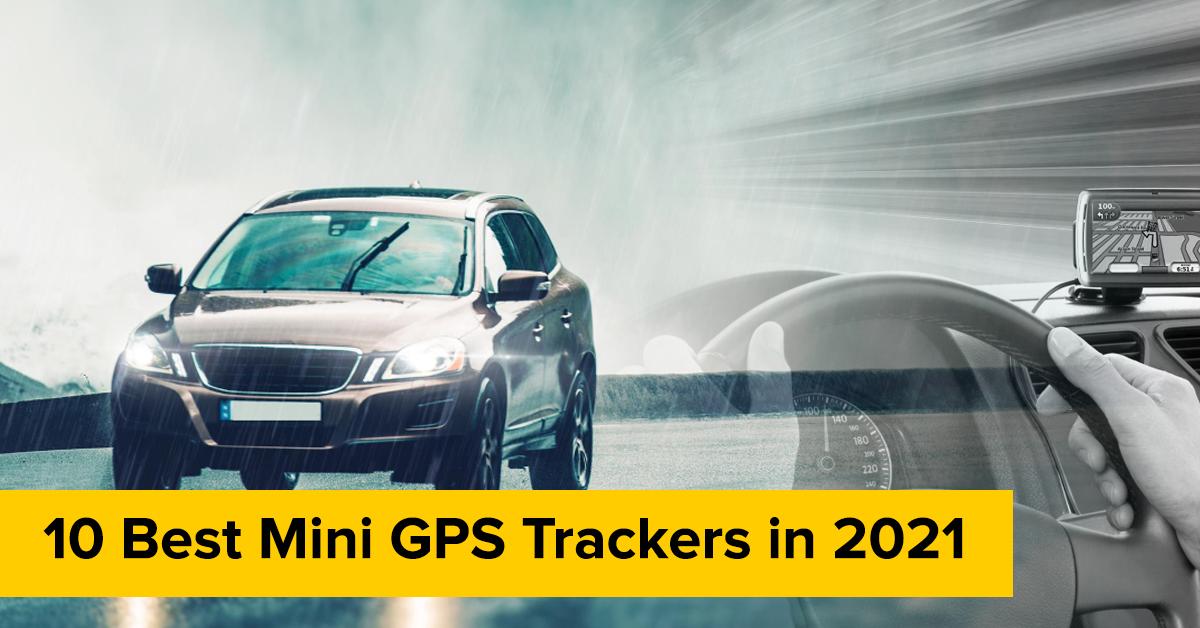 10 best mini gps trackers